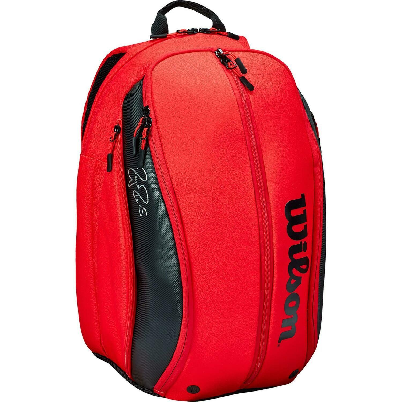 Wilson Federer DNA Backpack - Red