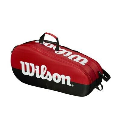 Wilson Team 2 Comp Bag - 6 Pack
