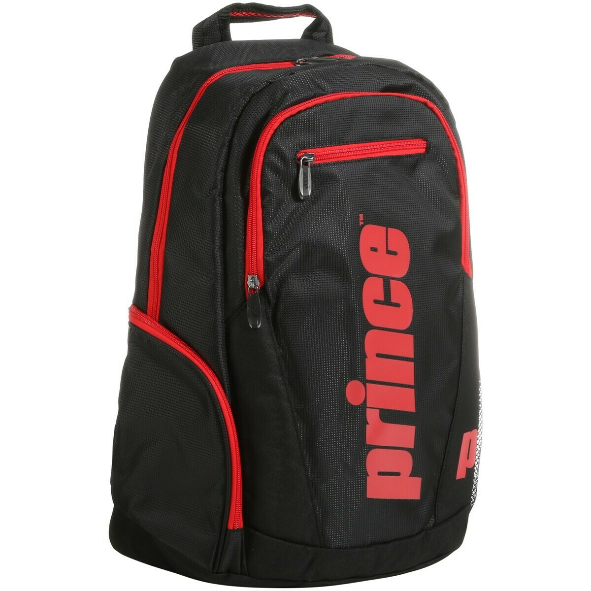 Prince Backpack - Black/Red