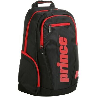 Prince Backpack - Black/Red