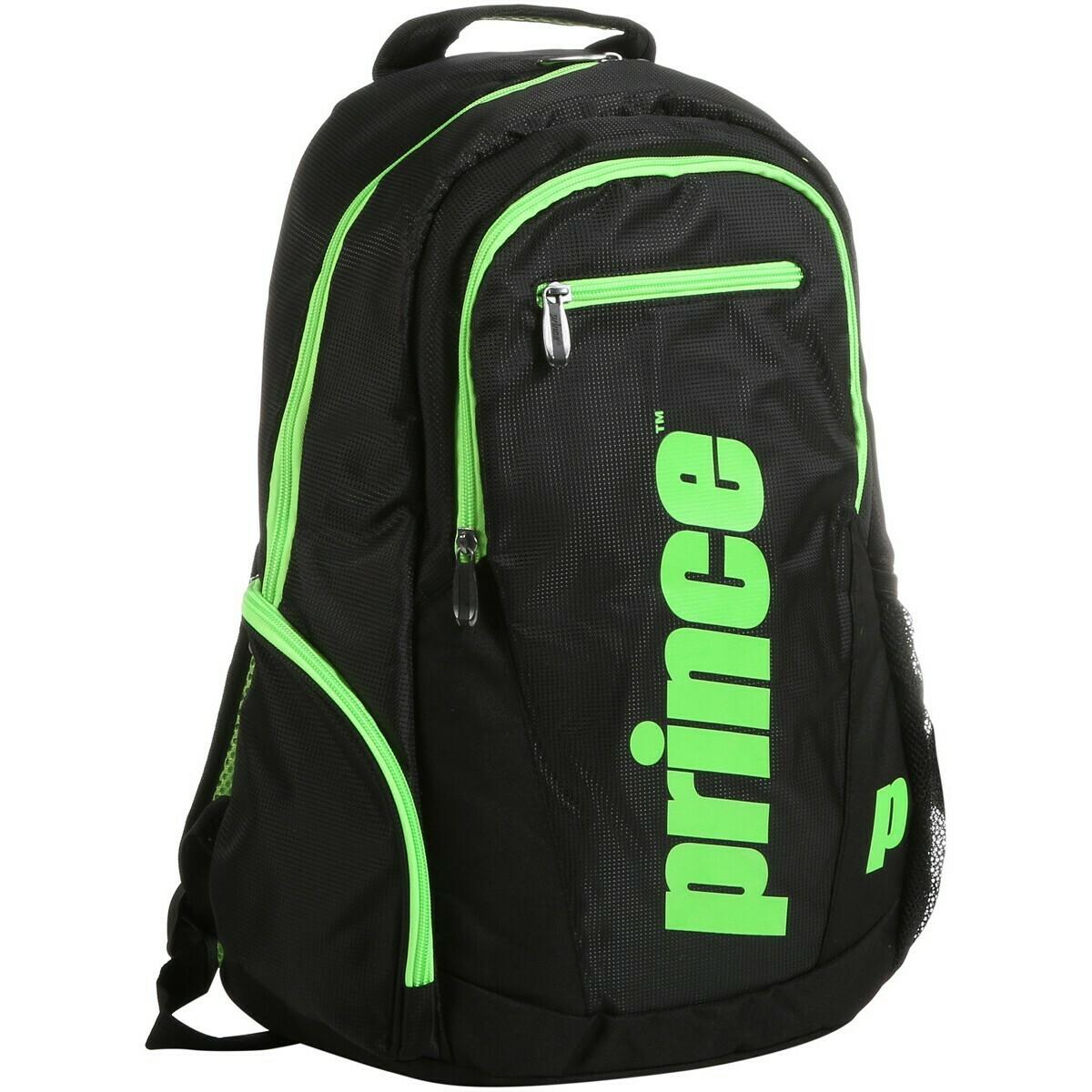 Prince Backpack - Black/Green