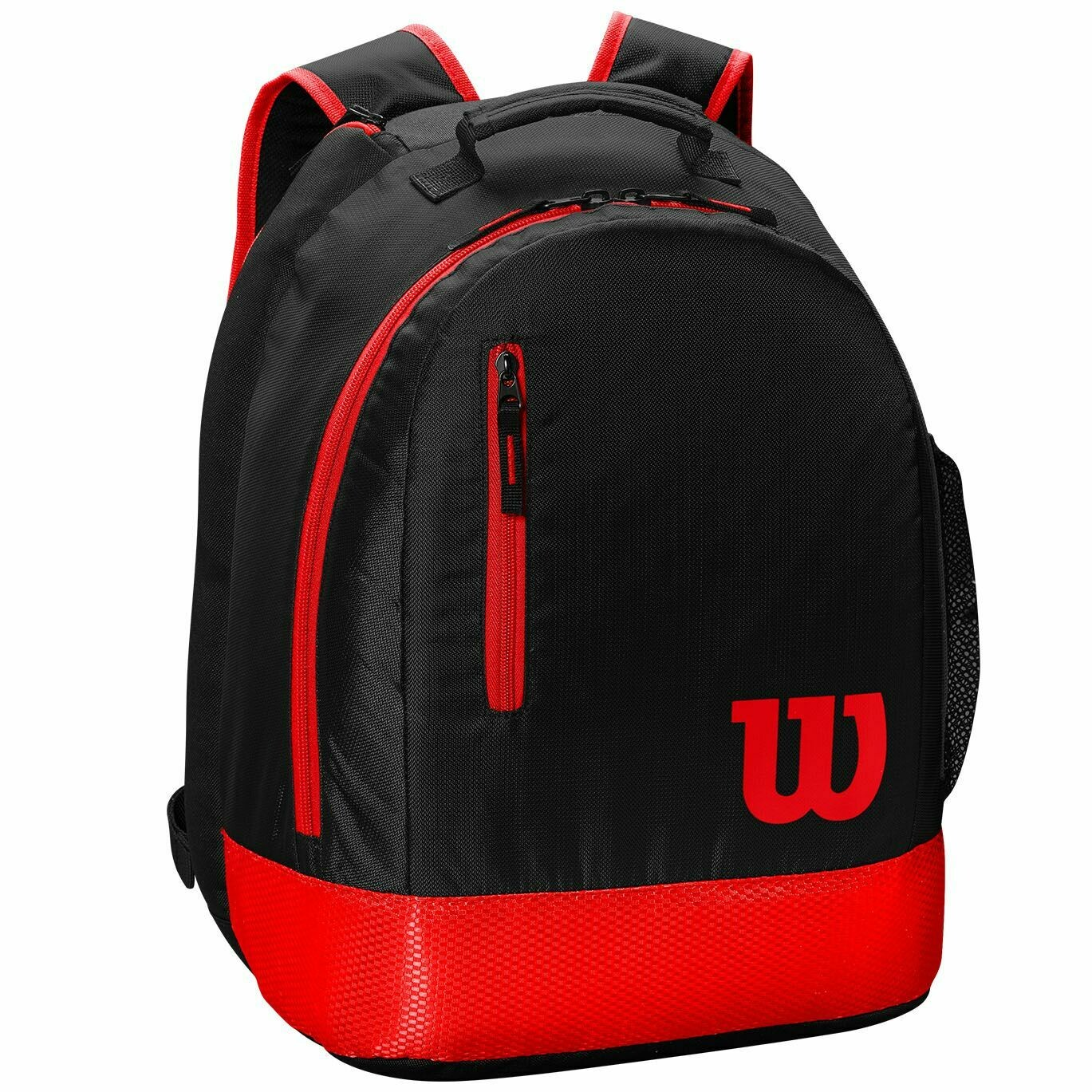 Wilson Youth Backpack - Black/Red