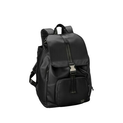 Wilson Women's Fold Over Backpack - Black