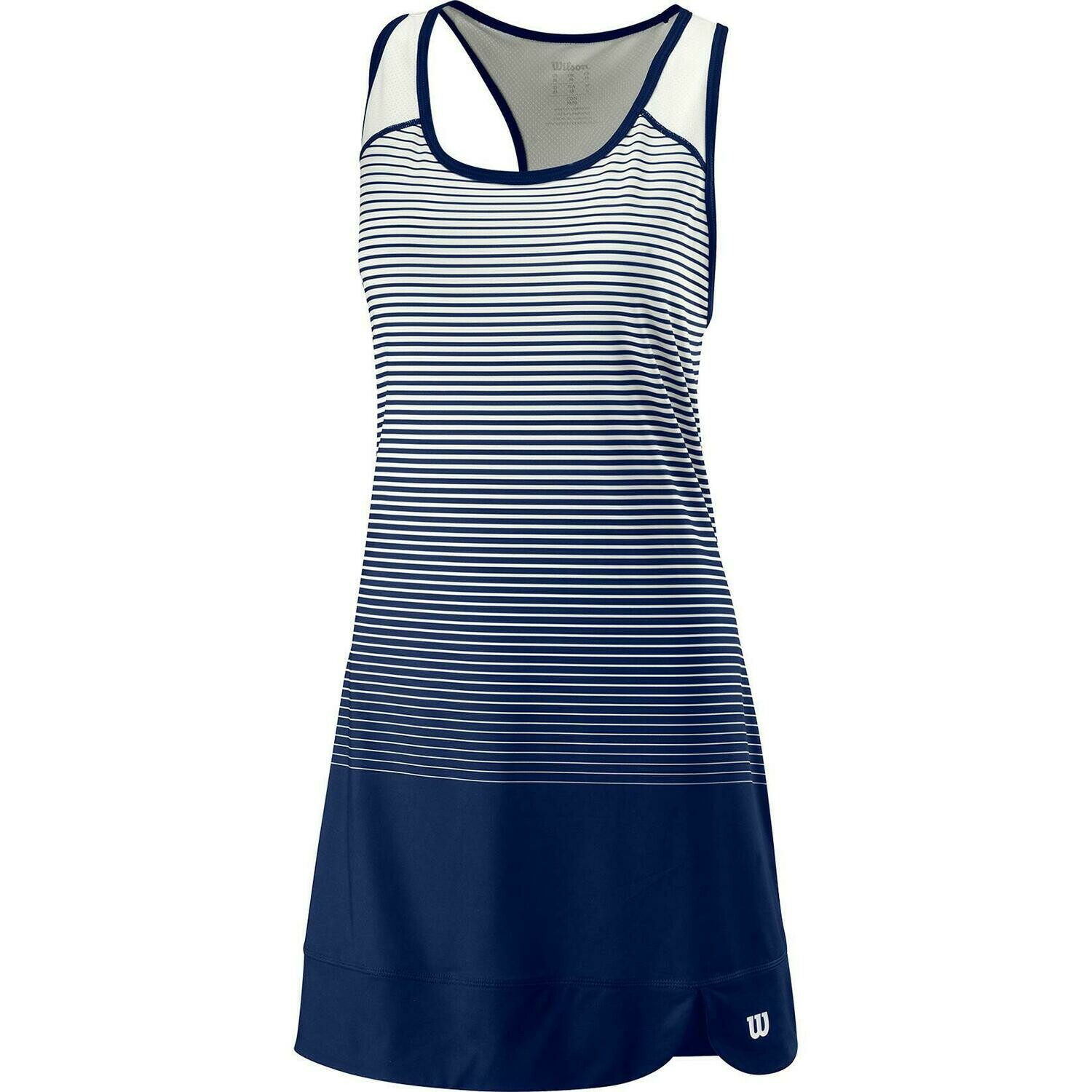 Wilson Team Match Dress - Blue Depths