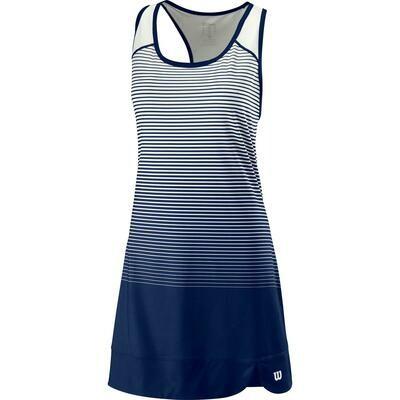 Wilson Team Match Dress - Blue Depths