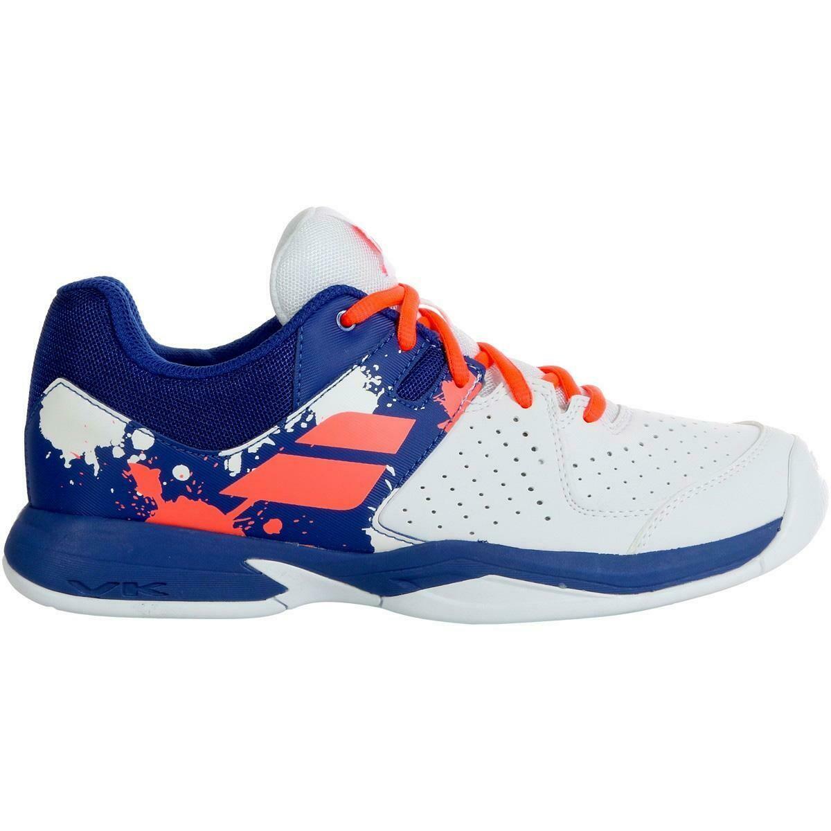 Babolat Pulsion Junior Tennis Shoes - White