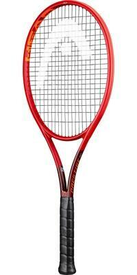 Head Graphene 360+ Prestige MP Tennis Racket - Maroon