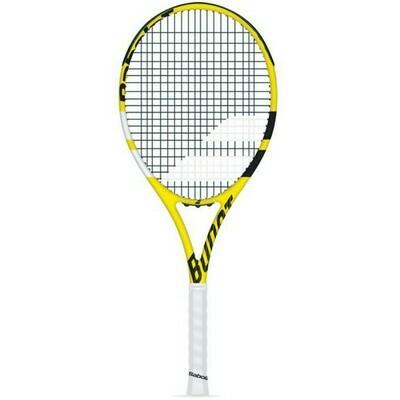 Babolat Boost A Tennis Racket - Yellow