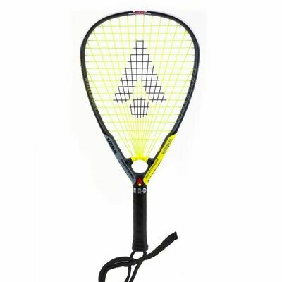 Karakal Core Shadow 155 Racketball Racket - Silver
