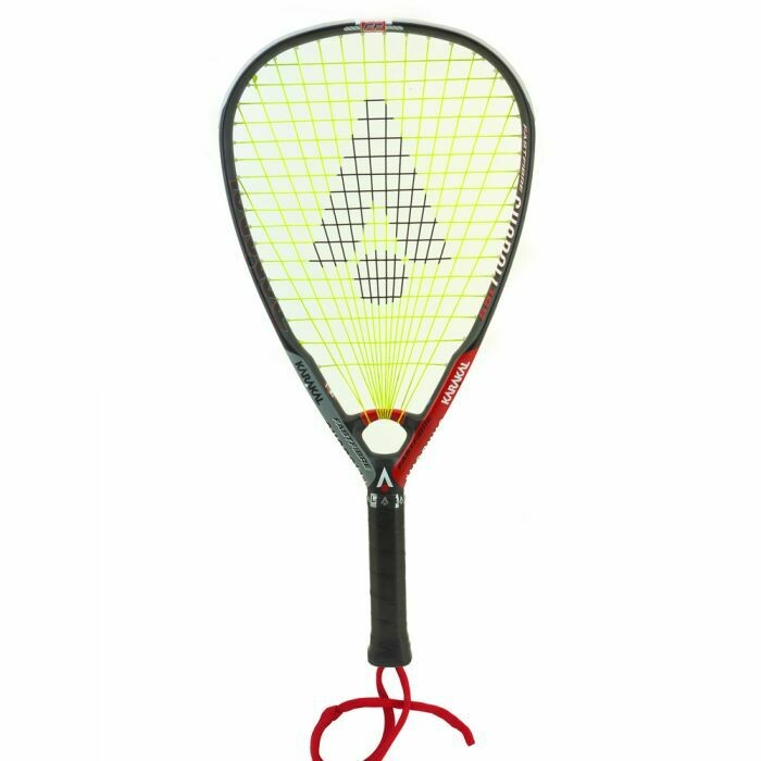 Karakal Core Shadow 165 Racketball Racket - Silver
