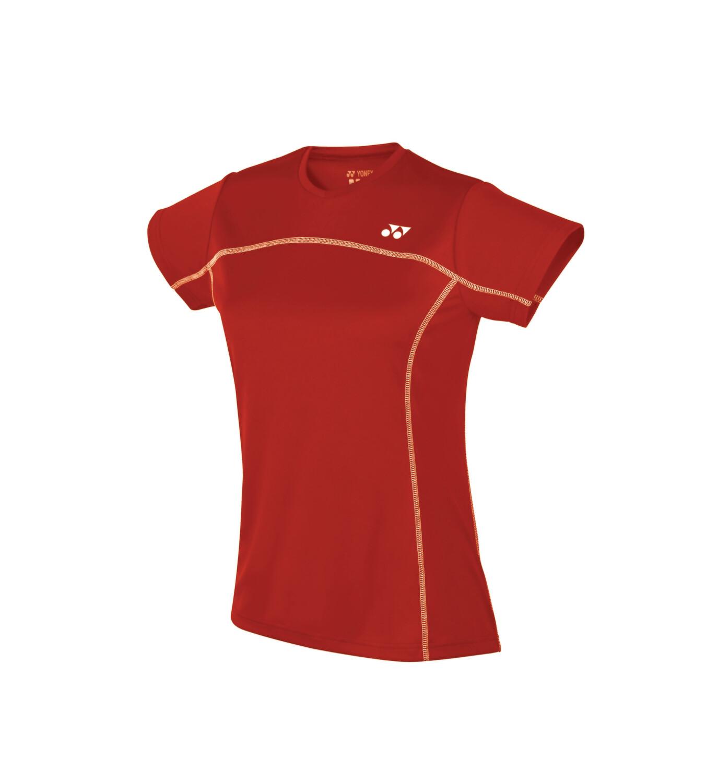 Yonex T-Shirt YTL1 Ladies - Red