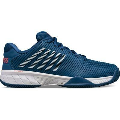 K-Swiss Hypercourt Express 2 HB Tennis Shoes - Deep Blue