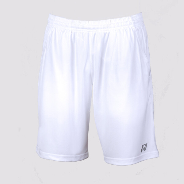 Yonex YS2000 Men's Training Shorts - White