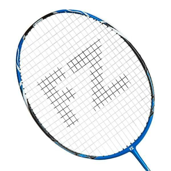 Forza Precision 12000 S Badminton Racket - Blue Aster