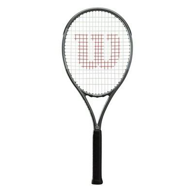 Wilson Pro Staff Precision Team 100 Tennis Racket - Silver