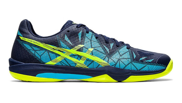 Asics Gel Fastball 3 Court Shoes - Peacoat Blue