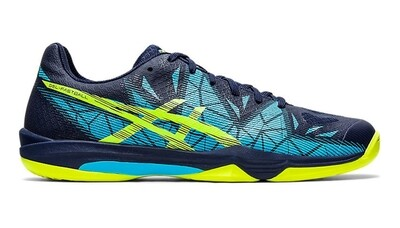 Asics Gel Fastball 3 - Peacoat Blue/Safety Yellow