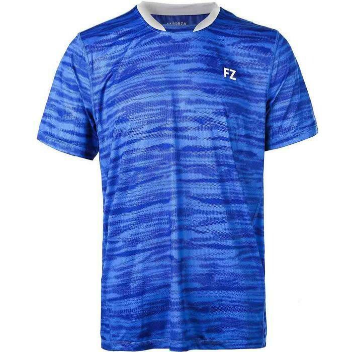 Forza Malone Tee Shirt - Blue Aster