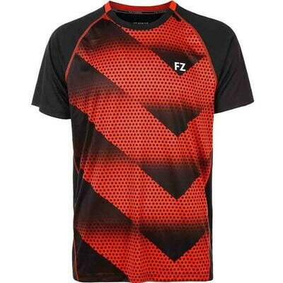 Forza Monthy Tee - Chinese Red