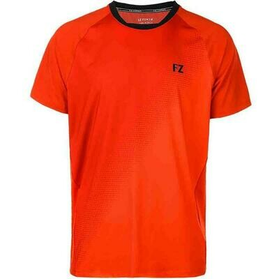 Forza Matti Tee Shirt - Chinese Red
