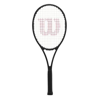 Wilson Pro Staff RF97 Autograph V13.0 Tennis Racket - Black