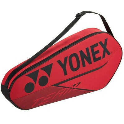 Yonex 3 Racket Team Bag - Red