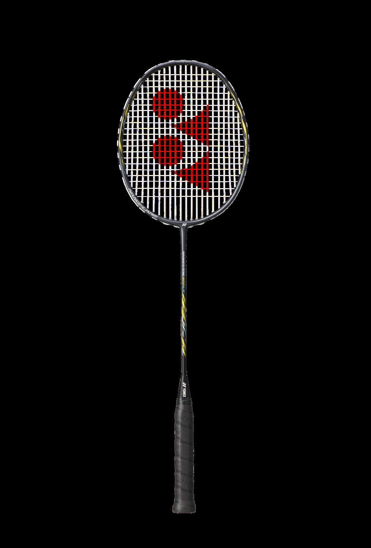 Yonex Nanoflare 800LT Badminton Racket - Black/Ice Blue