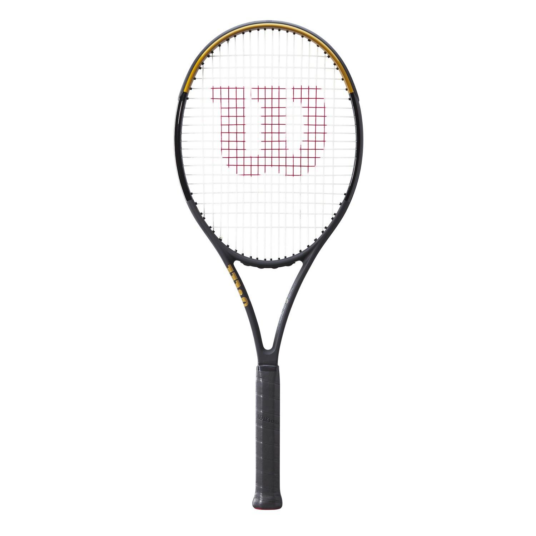 Wilson Blade 102 SW Autograph V7.0 Tennis Racket - Black/Gold