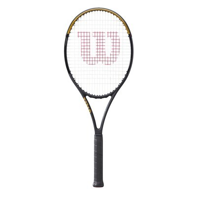 Wilson Blade SW 102 V7.0 Tennis Racket - Black/Gold