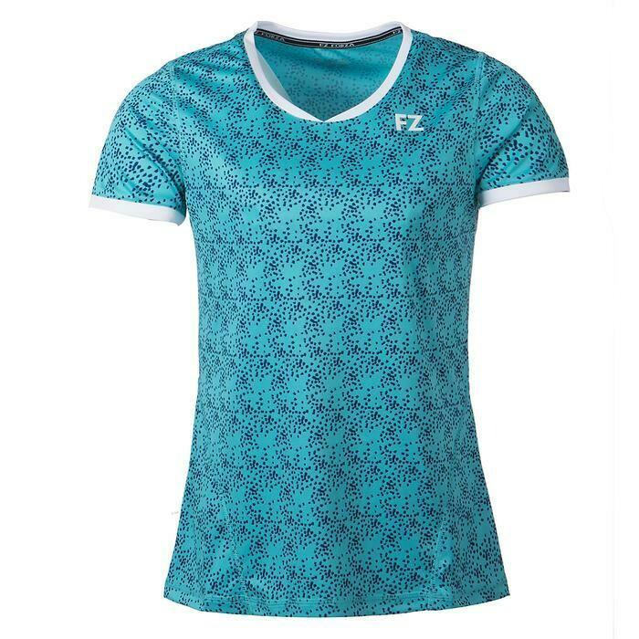 Forza Women's Labis Tee - Scuba Blue