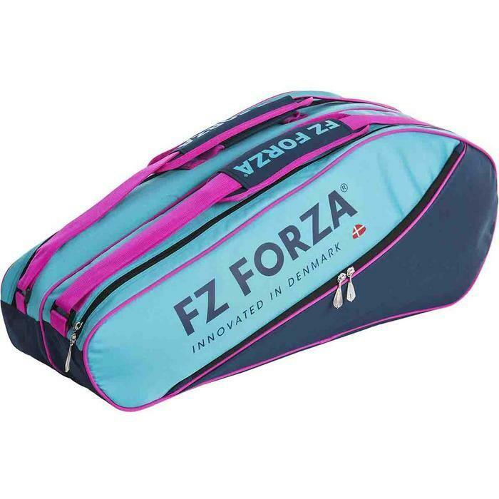 Forza Linn 6 Racket Bag - Scuba Blue