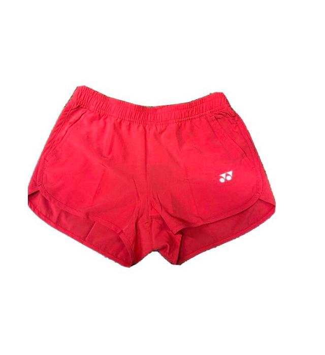 Yonex Women's Shorts - Fire Red