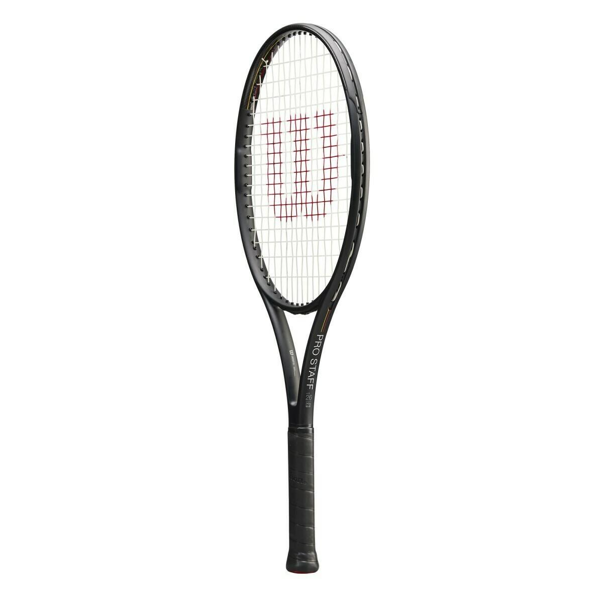Wilson Pro Staff 26 inch V13.0 Junior Tennis Racket - Black