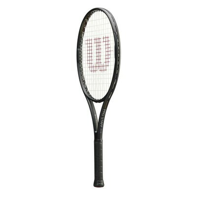 Wilson Pro Staff 26 inch V13.0 Junior Tennis Racket - Black
