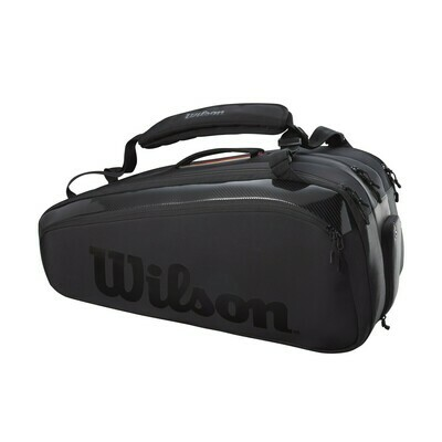 Wilson Super Tour Pro Staff 15 Pack Tennis Bag - Black
