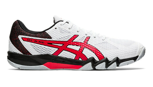 Asics Gel Blade 7 Court Shoes - White
