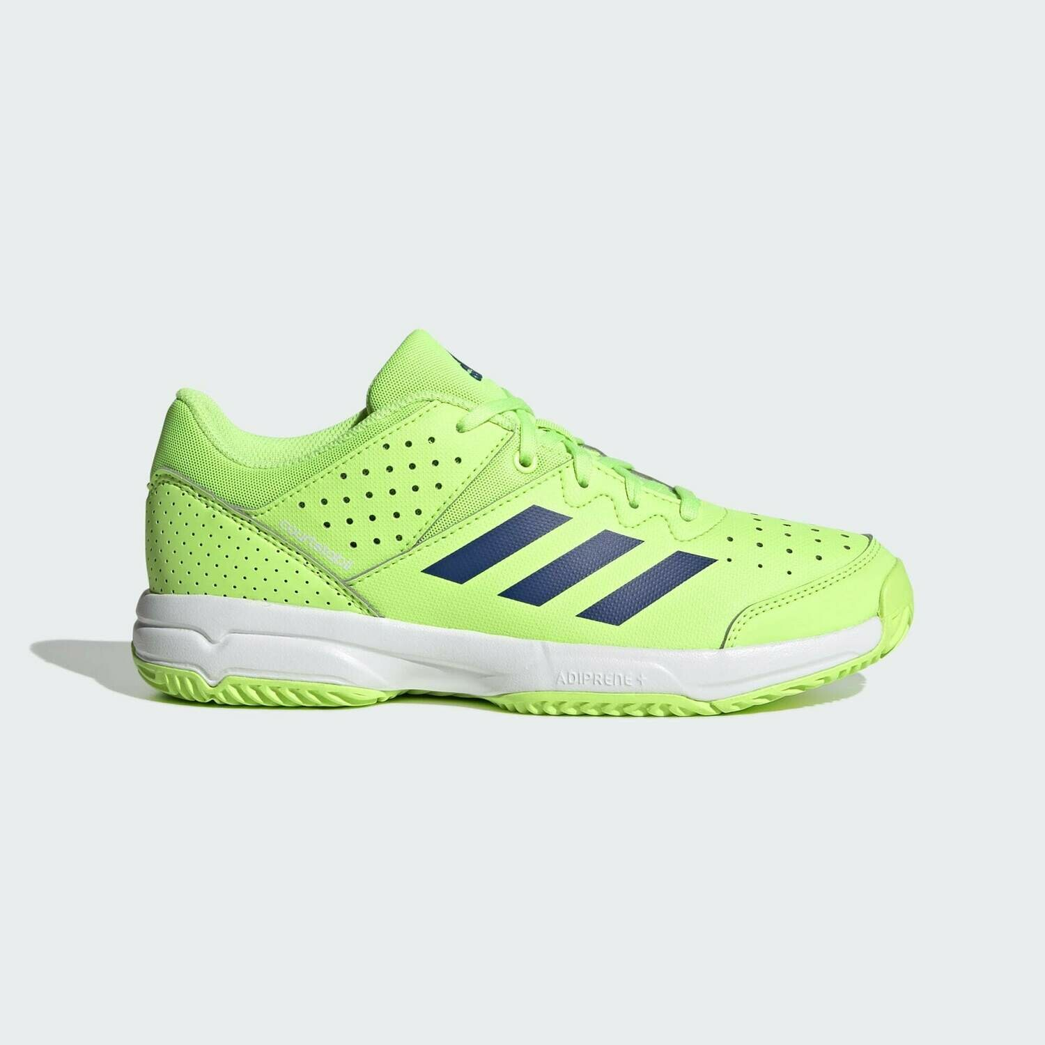 Adidas Court Stabil Junior Shoes - Signal Green