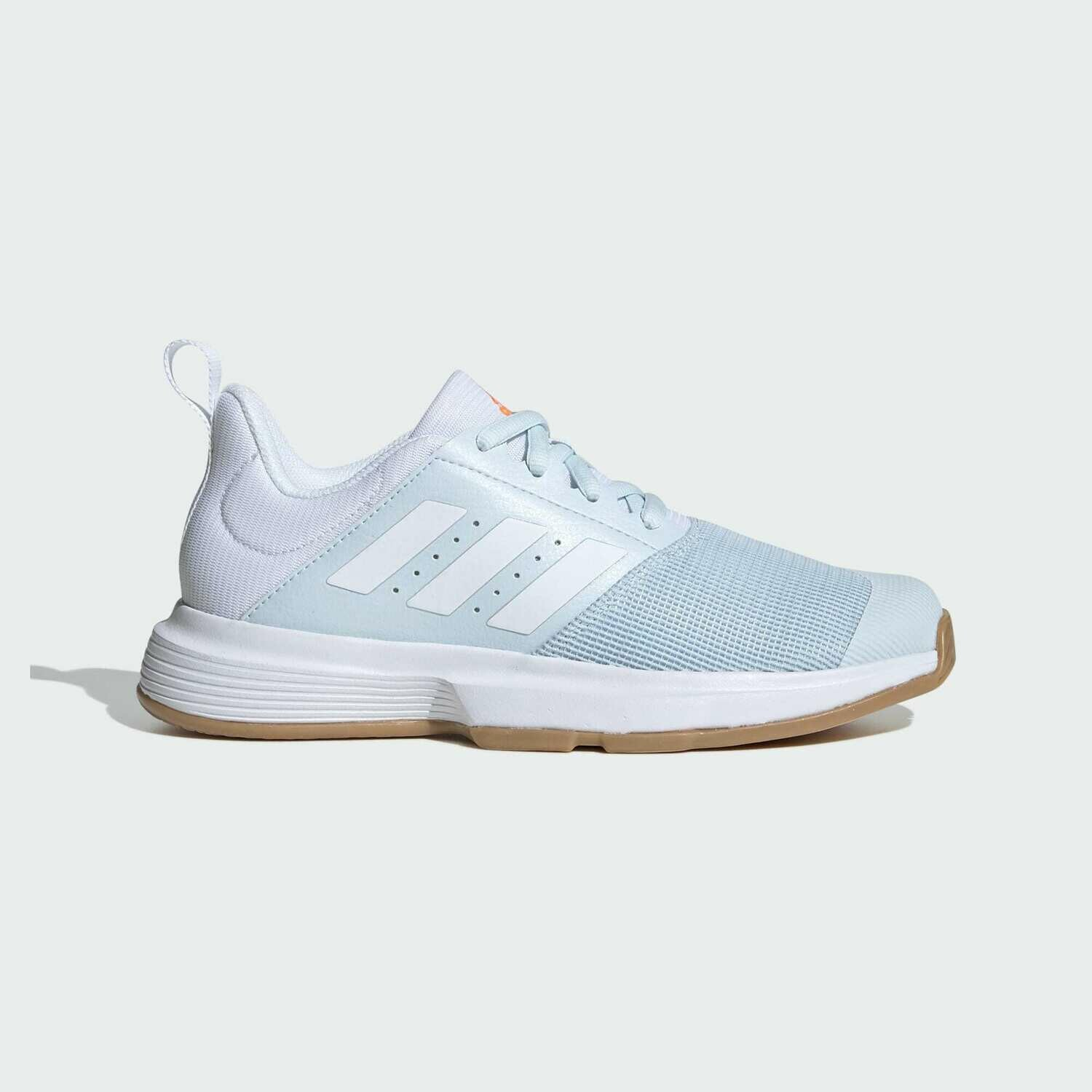 Adidas Essence Womens Indoor Court Shoes - Blue