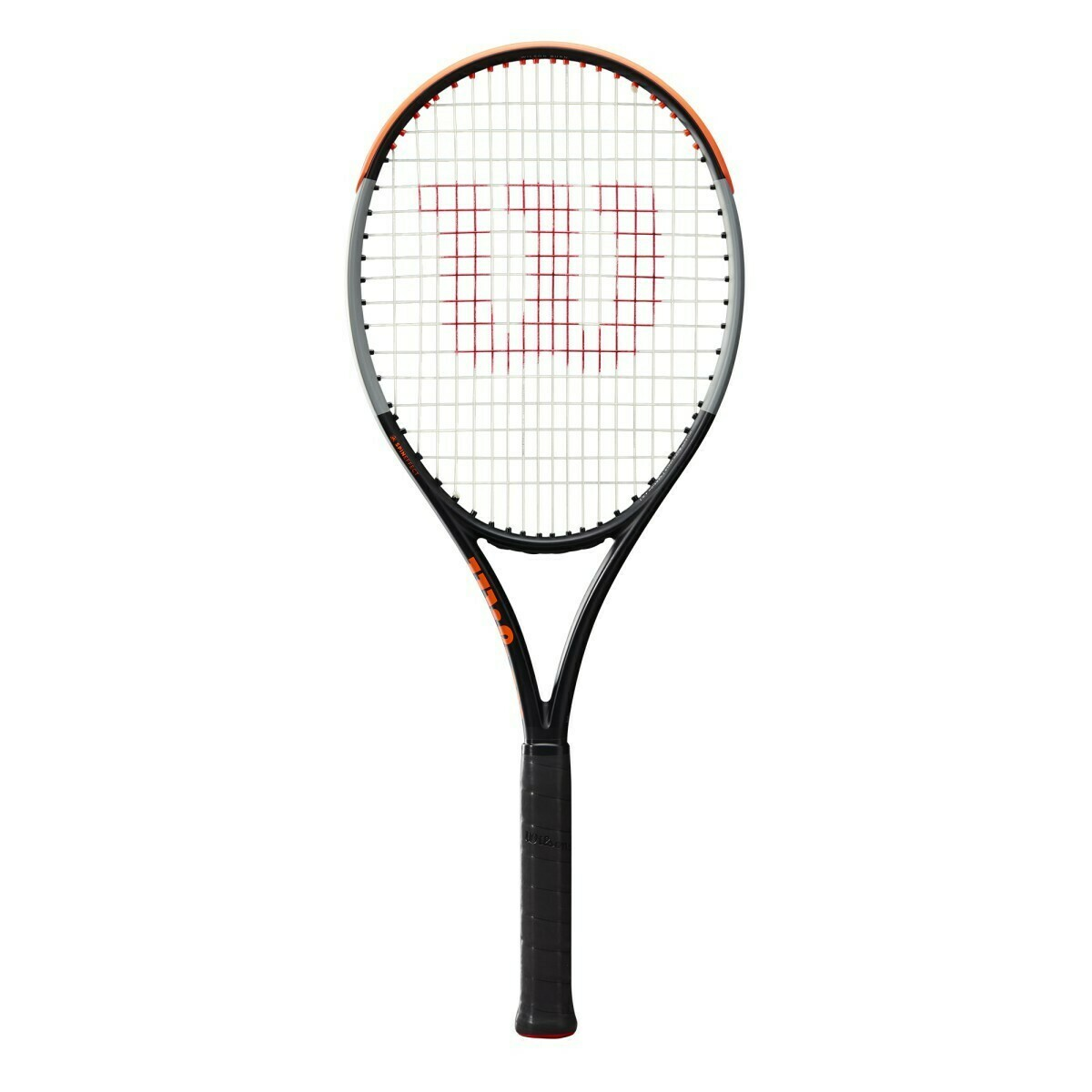 Wilson Burn 100LS V4.0 Tennis Racket - Black