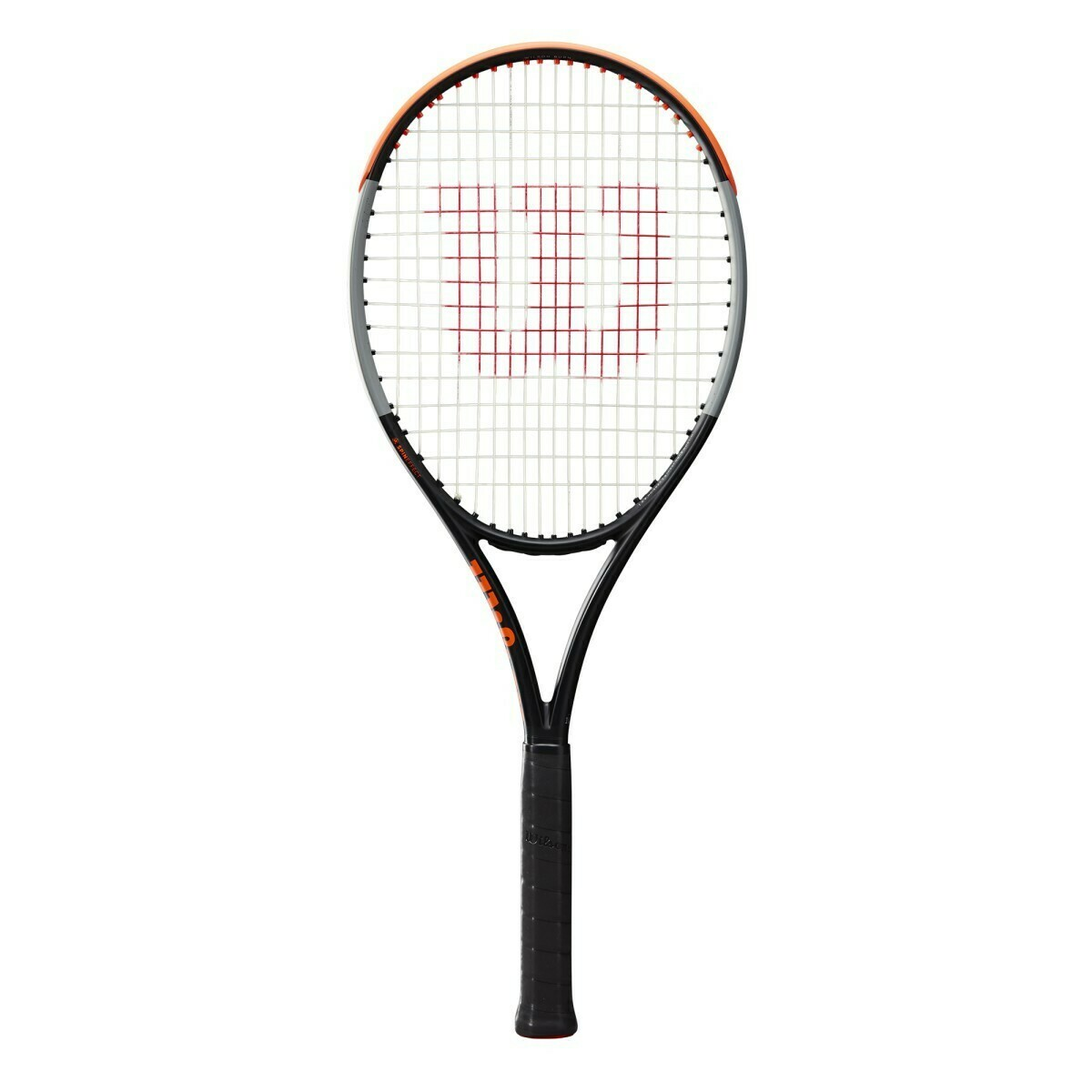 Wilson Burn 100ULS V4.0 Tennis Racket - Black