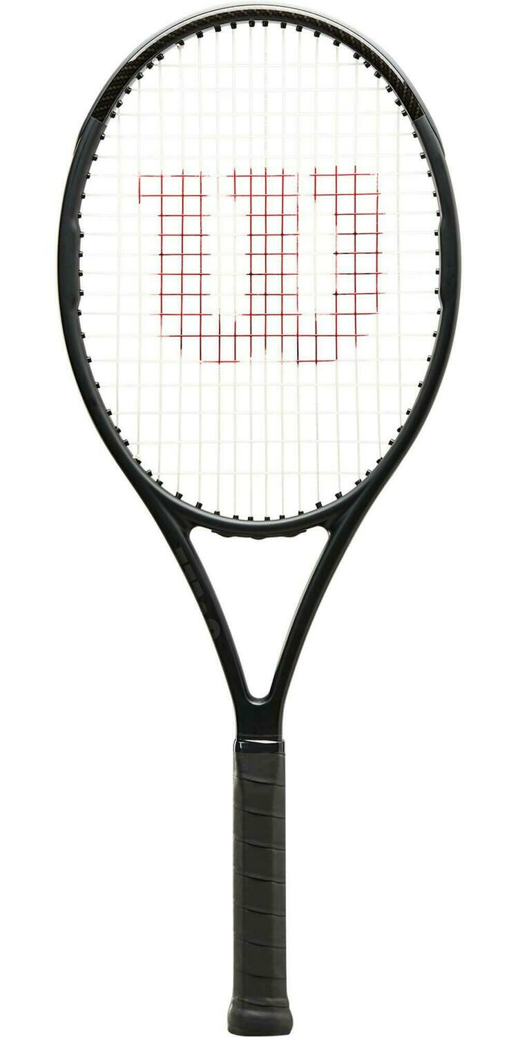 Wilson Pro Staff Team V13.0 Tennis Racket - Black