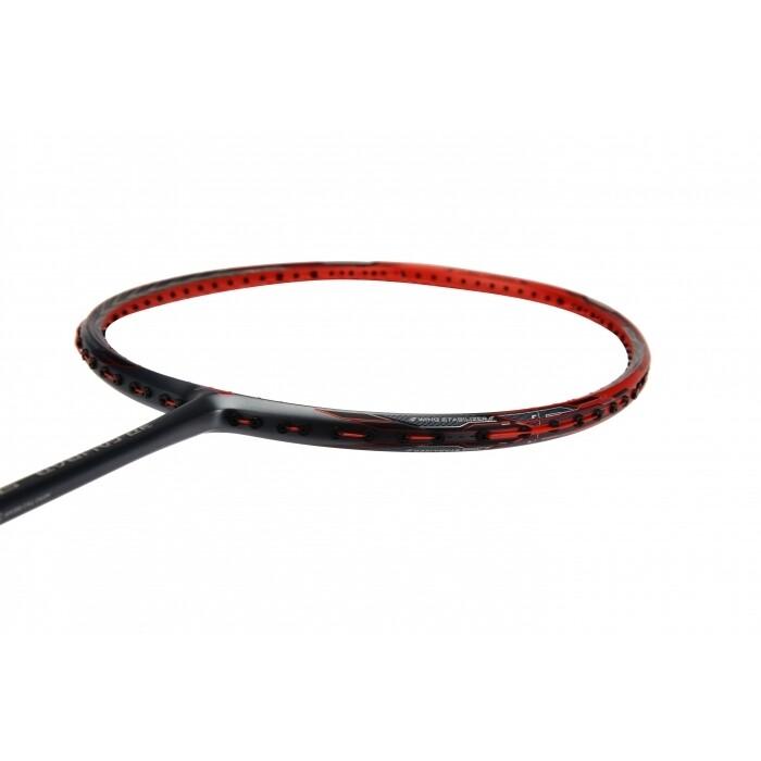 Li-ning 3D Calibar 900 Boost Badminton Racket - Red