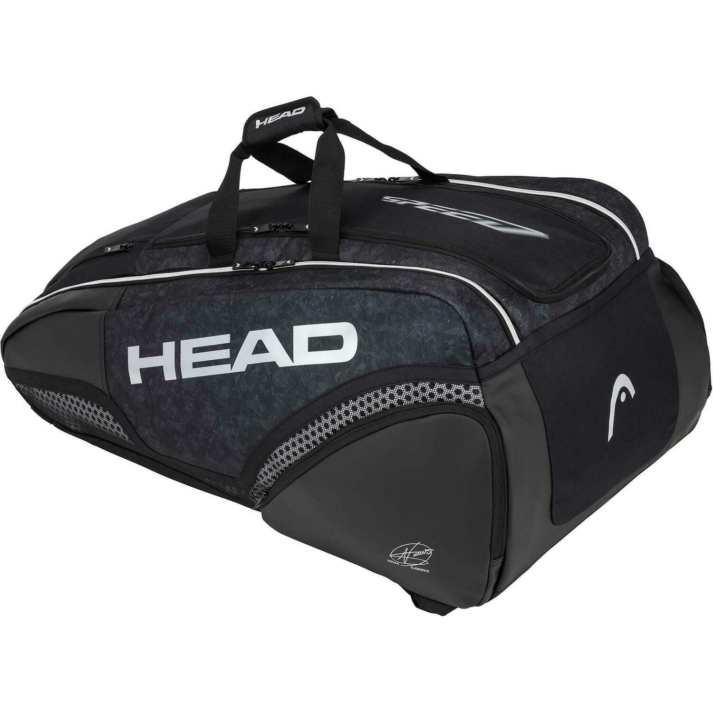 Head Djokovic 12R Monstercombi Bag - Black