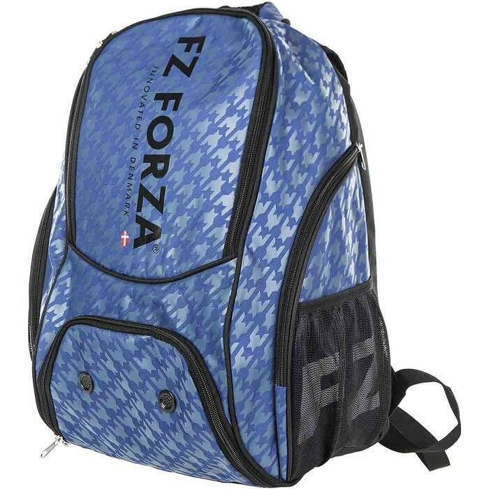 Forza Lennon Print Backpack - Estate Blue