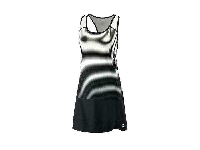 Wilson Team Match Dress - Black