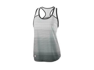 Wilson Womens Team Striped Tank - Black