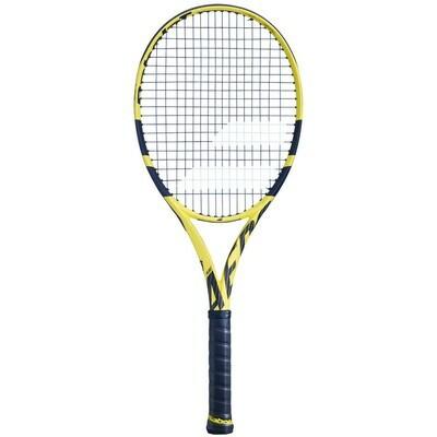 Babolat Pure Aero Team Tennis Racket - Yellow