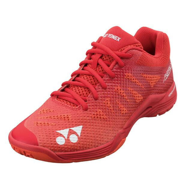 Yonex Power Cushion Aerus 3 Men's Badminton Shoes - Red