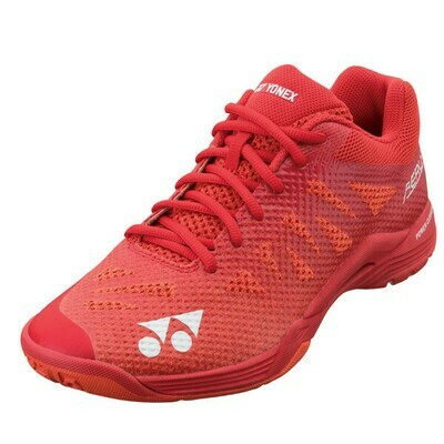 Yonex Power Cushion Aerus 3 Men's Badminton Shoes - Red