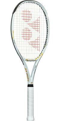 Yonex EZONE 100 Ltd Tennis Racket - White - 300g